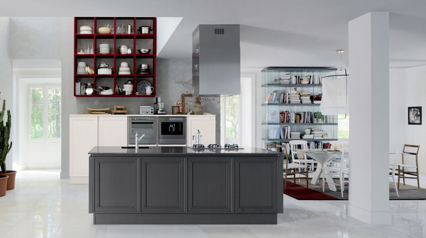 Veneta Cucine Mirabeau Prezzo.Cucine Arredamenti E Centro Veneta Cucine A Biella