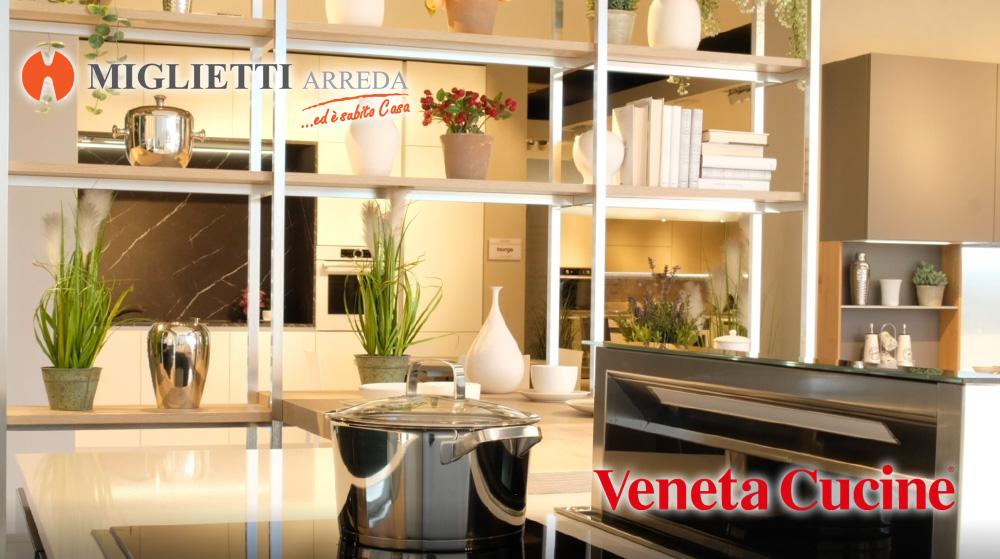 Veneta Cucine Biella.Arredamenti E Centro Veneta Cucine A Biella Miglietti Arreda
